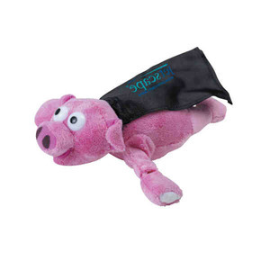 Custom Printed Flying Oinking Pig Animal Toys