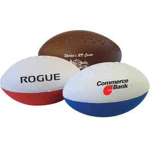 Custom Printed Foam Footballs