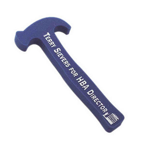Foam Hammers, Custom Imprinted With Your Logo!