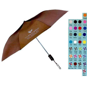 Custom Printed Folding Umbrellas