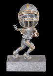 Custom Printed Football Player Bobble Heads