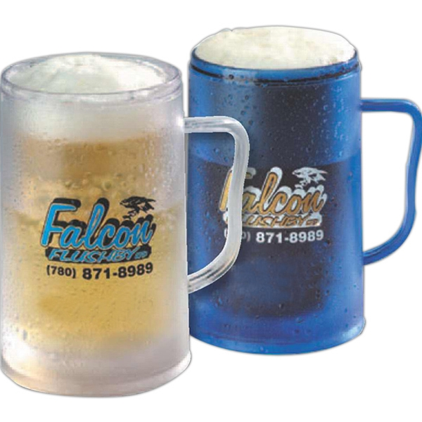 Freezer Mugs, Custom Imprinted With Your Logo!