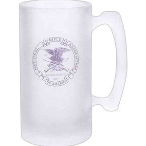 Frosted Mugs, Custom Imprinted With Your Logo!