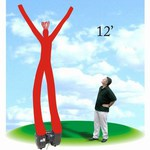 Custom Printed Giant Waving Display Men