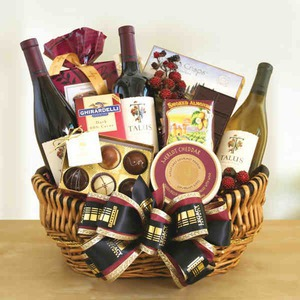 Gift Baskets, Custom Imprinted With Your Logo!