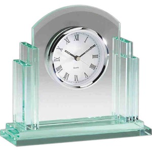 Custom Printed Glass Clocks