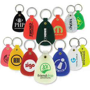 Custom Printed Glow in the Dark Keytags