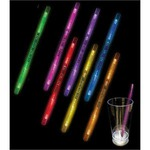 Custom Imprinted Glow In The Dark Straws