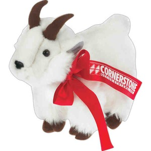 Custom Printed Goat Stuffed Animals