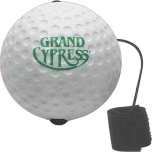 Custom Printed Golf Ball Theme Yo Yos