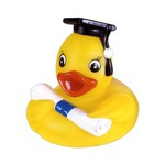 Personalized Graduation Themed Rubber Ducks