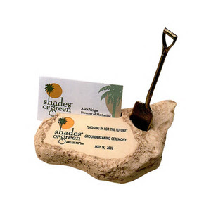 Custom Printed Grand Opening Theme Business Card Holders