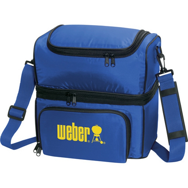 1 Day Service Waterproof Nylon Insulated Bags, Custom Imprinted With Your Logo!