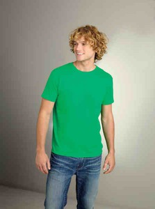 Custom Imprinted Green Color T-Shirts