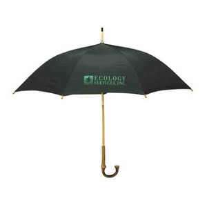 Custom Printed Green Environmentally Friendly Umbrellas