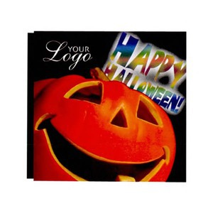 Halloween Holiday Scary Music Cds, Customized With Your Logo!