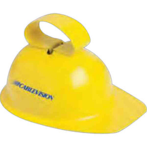 Custom Printed Hard Hat Cowbells