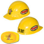 Custom Imprinted Hard Hat Paper Clip Caddys