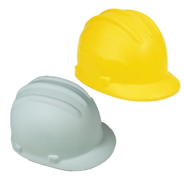 Custom Imprinted Hard Hat Stress Relievers