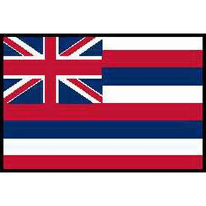 Custom Printed Hawaii State Flags