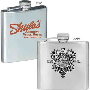Drinking Flasks, Personalized With Your Logo!