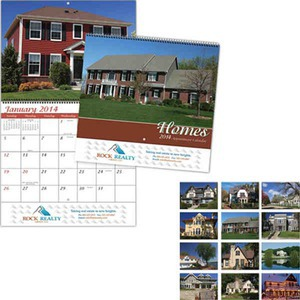 Custom Printed Historic American Homes Appointment Calendars