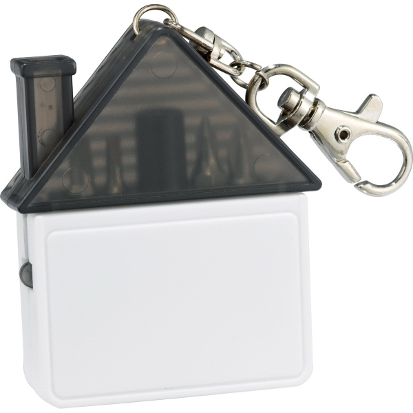 Custom Printed 1 Day Service Tool Kit Keyrings