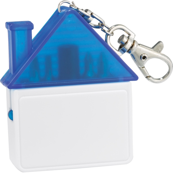 1 Day Service Tool Kit Keyrings, Custom Designed With Your Logo!