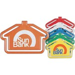 Custom Printed House Shaped Promotional Items