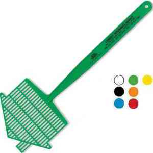 Custom Printed House Shaped Fly Swatters