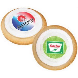 Custom Printed Iced Shortbread Cookies