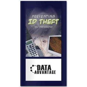 ID Theft Informational Guides, Custom Imprinted With Your Logo!