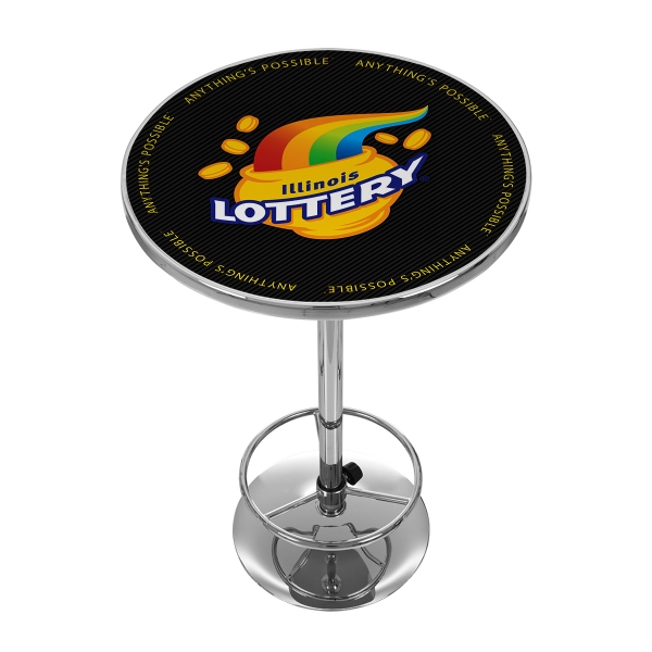 Custom Printed Bar Tables