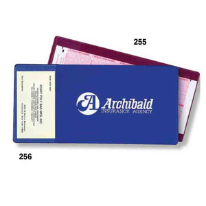 Insurance Card Cases, Custom Imprinted With Your Logo!