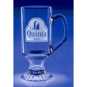 Irish Coffee Drinkware Crystal Gifts, Personalized With Your Logo!