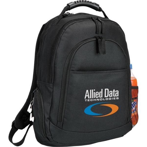Custom Printed 1 Day Service Laptop Backpacks