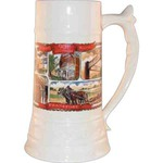 Custom Printed 32oz Jumbo Stein