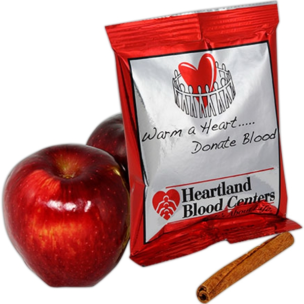 Apple Cider Drink Mixes, Custom Imprinted With Your Logo!