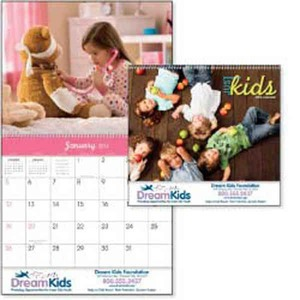Custom Printed Just Kids Appointment Calendars