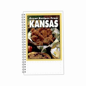Custom Printed Kansas State Cookbooks
