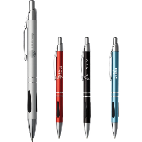 1 Day Service Aluminum Barrel Mechanical Pencils, Custom Printed With Your Logo!