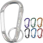Personalized Key Hook Carabiners