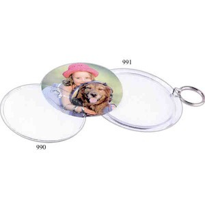 Custom Printed Keychain Photo Picture Frames