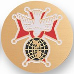 Custom Engraved Knights of Columbus 4th Degree Emblems and Seals