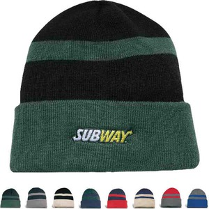Knit Caps And Hats, Custom Imprinted With Your Logo!