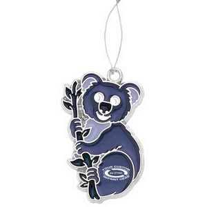 Custom Imprinted Koala Plush Ornaments
