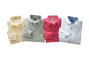 Ladies Chestnut Hill Woven Dress Shirts, Embroidered With Your Logo!