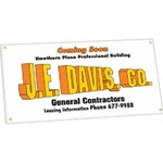 Custom Printed Corrugated Plastic Political Election Campaign Signs