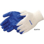 Custom Printed Latex Dipped Palm Gloves