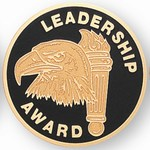 Custom Engraved Leadership Award Emblems and Seals